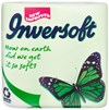 Inversoft  Eco-Kind Soft White Toilet Tissue - 9 Rolls