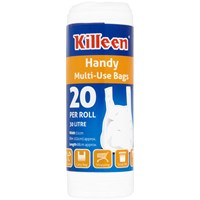 Killeen  30 Litre Handy Bags - 20 Pack