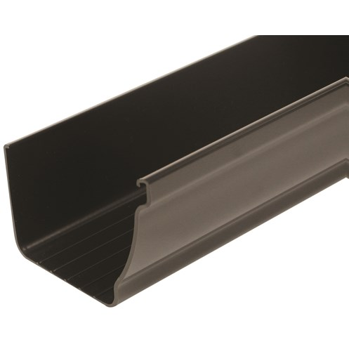 Wavin Black Pvc Gutter 111mm Gutter Amp Down Pipes