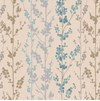 Graham & Brown SuperFresco Easy Berries Wallpaper - Teal