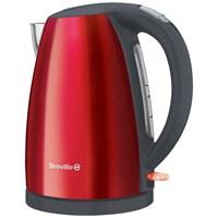 Breville  VKJ637 Pearlescent Red Collection Kettle - 1.7 Litre