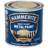 Hammerite  Direct to Rust Smooth Finish Metal Paint - 250ml