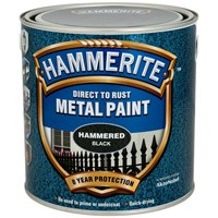 Hammerite  Direct to Rust Hammered Finish Metal Paint - 2.5 Litre