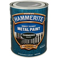 Hammerite  Direct to Rust Hammered Finish Metal Paint - 5 Litre