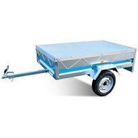 Maypole  Trailer Cover Flat for MP6810