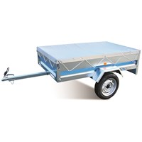 Maypole  Trailer Cover Flat for MP6812