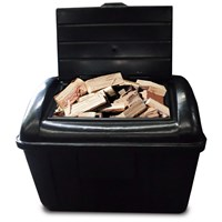 Kingspan Titan  Black Log Storage Container