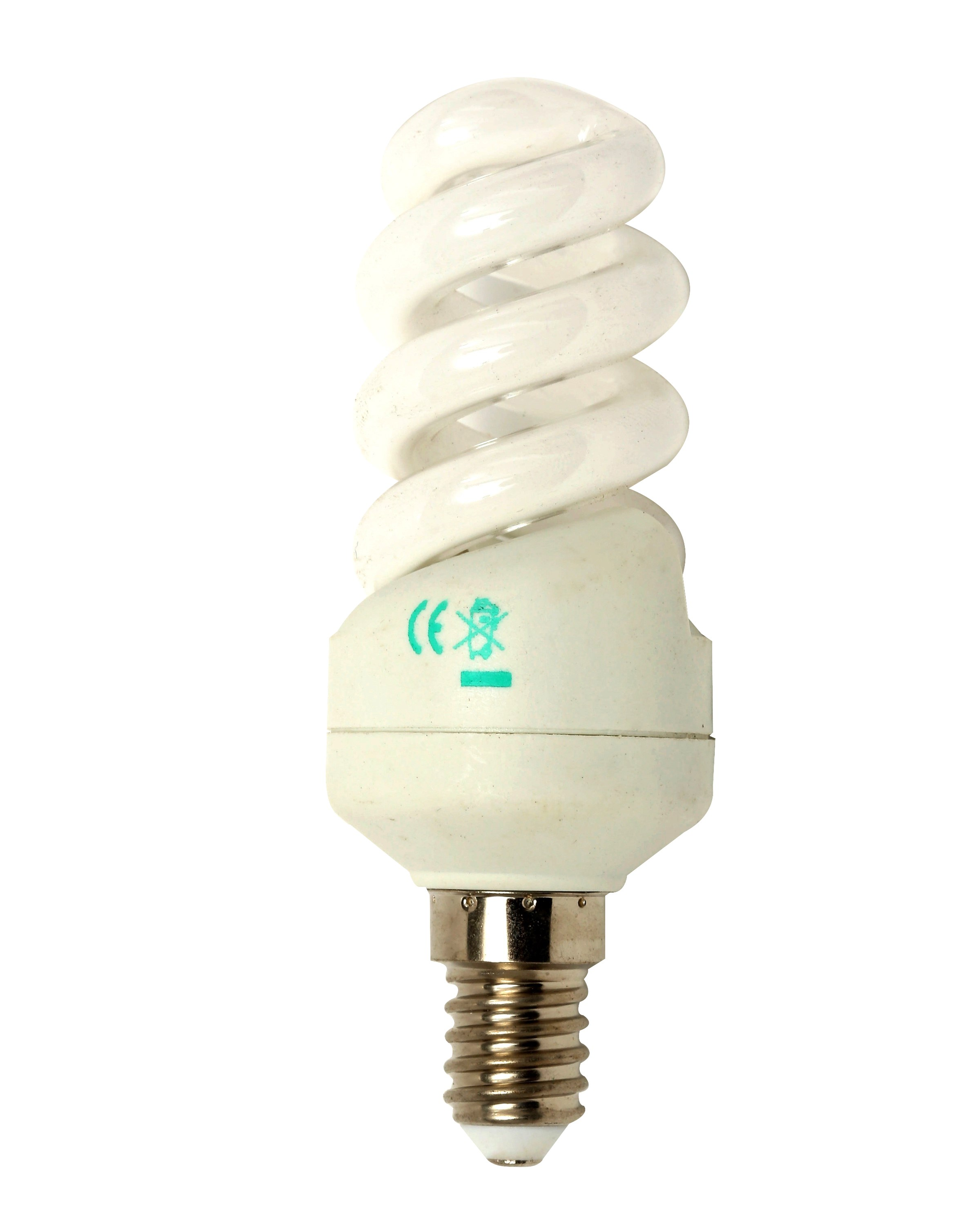 Bell  CFL Mini Spiral Light Bulb - 9W