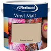 Fleetwood Colour for You Vinyl Matt Colours Paint - 2.5 Litre