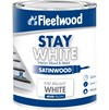 Fleetwood Stay White Satinwood Pure Paint 750ml