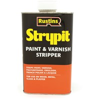 Rustins Strypit Paint & Varnish Stripper - 1 litre