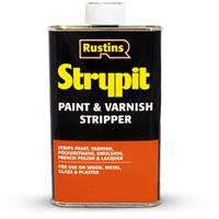 Rustins Strypit Paint & Varnish Stripper - 500ml