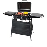 Sahara  Rapid Assembly 2 Burner Gas BBQ