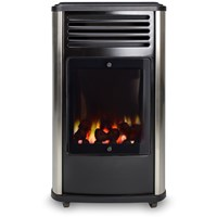 Manhattan  Portable Gas Fire Heater - 3.4KW