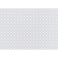 Applications  Screening Panel Geometric Pattern- Aluminium