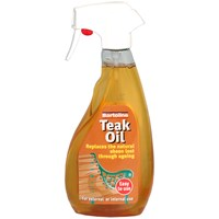 Barrettine  Trigger Spray Teak Oil - 500ml