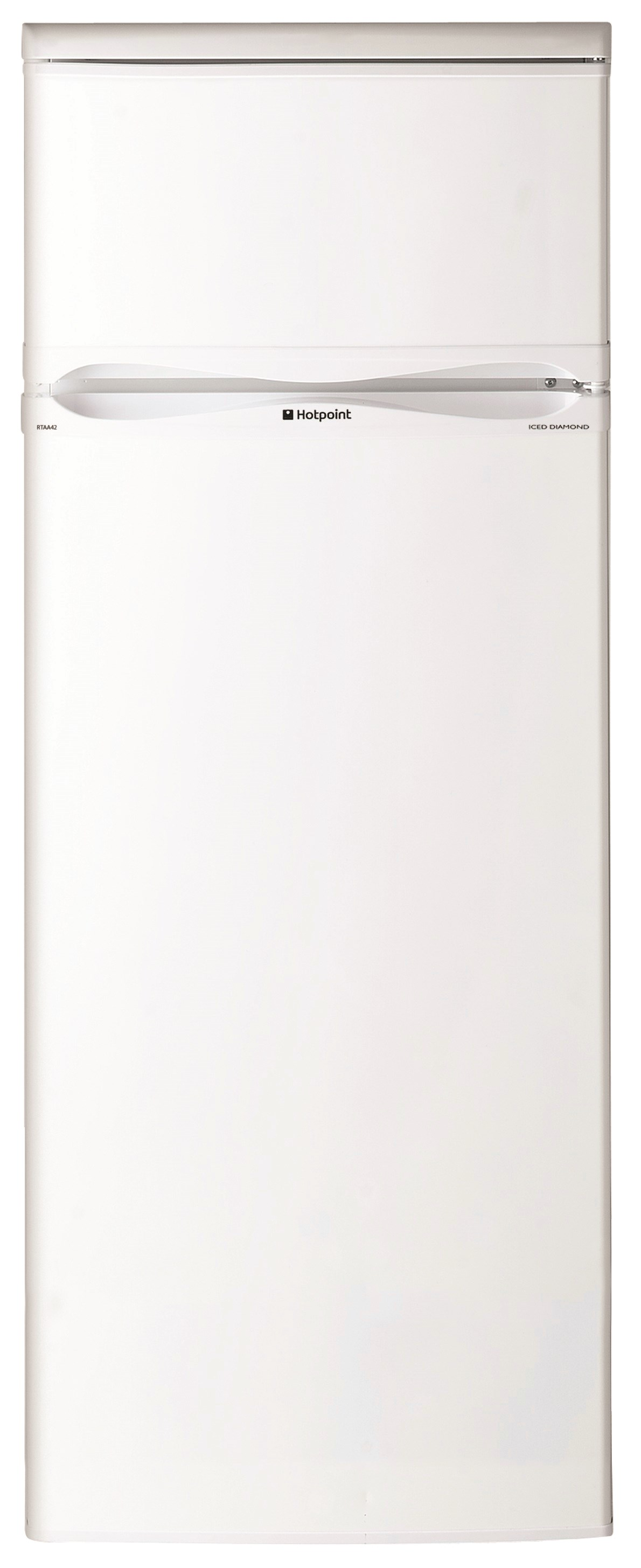 Hotpoint  White Freestanding Fridge Freezer - MT1A131