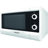 Hotpoint  MWH2011MW 700W Microwave - 20 Litre