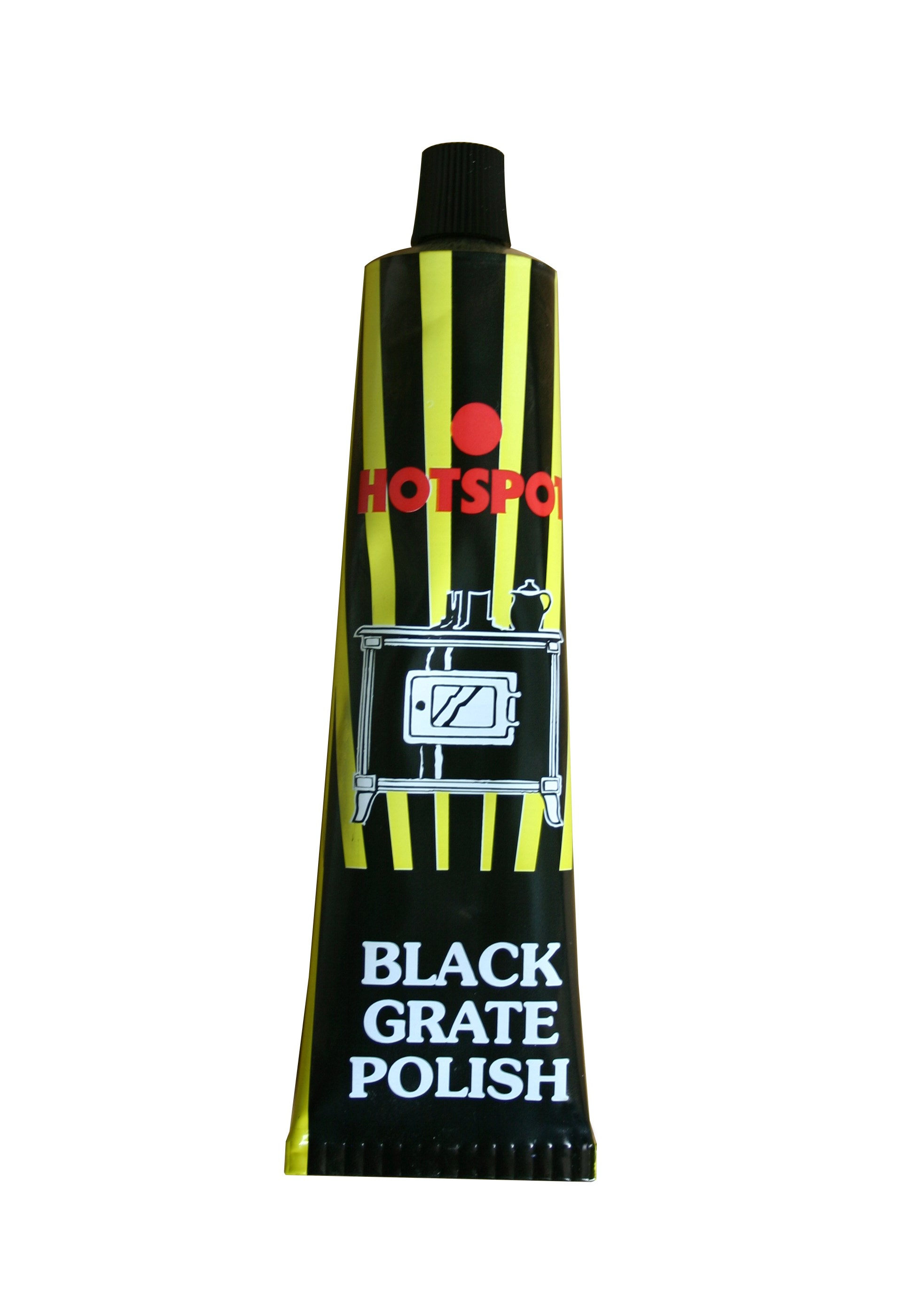 Hotspot  Stove & Grate Polish Black - 75ml
