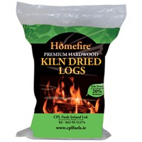 Homefire  Kiln Dried Birch Logs - 9KG
