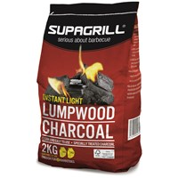 Supagrill  Instant Light Lumpwood Charcoal-1.7Kg
