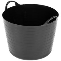 Strata  Flexi Tub 26 Litre - Black
