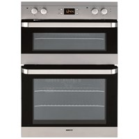 Beko  Built-in Electric Double Oven Stainless Steel - ODF22300