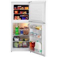 Beko  Freestanding Static Fridge Freezer White - CT5381AP