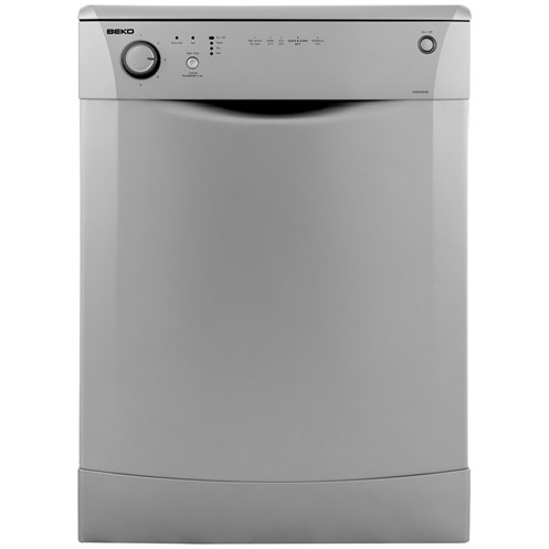 Beko  12 Place Silver Dishwasher - DWD5414
