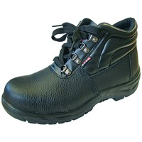 Scan  Dual Density Chukka Boots - Black