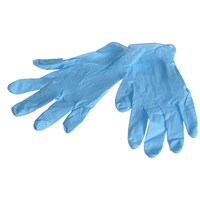 Scan  Disposable Nitrile Gloves - 10 Pack