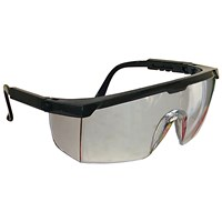 Scan  Classic Safety Glasses - Clear