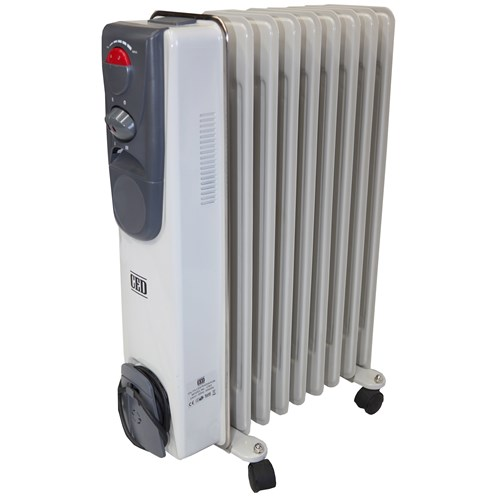 AirMaster  Oil Filled Column Radiator - 2kW