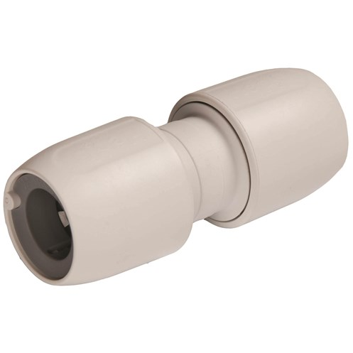Wavin Imperial Straight Pipe Connector | Plastic Fittings