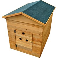 Nobby  Wooden Kennel - Small