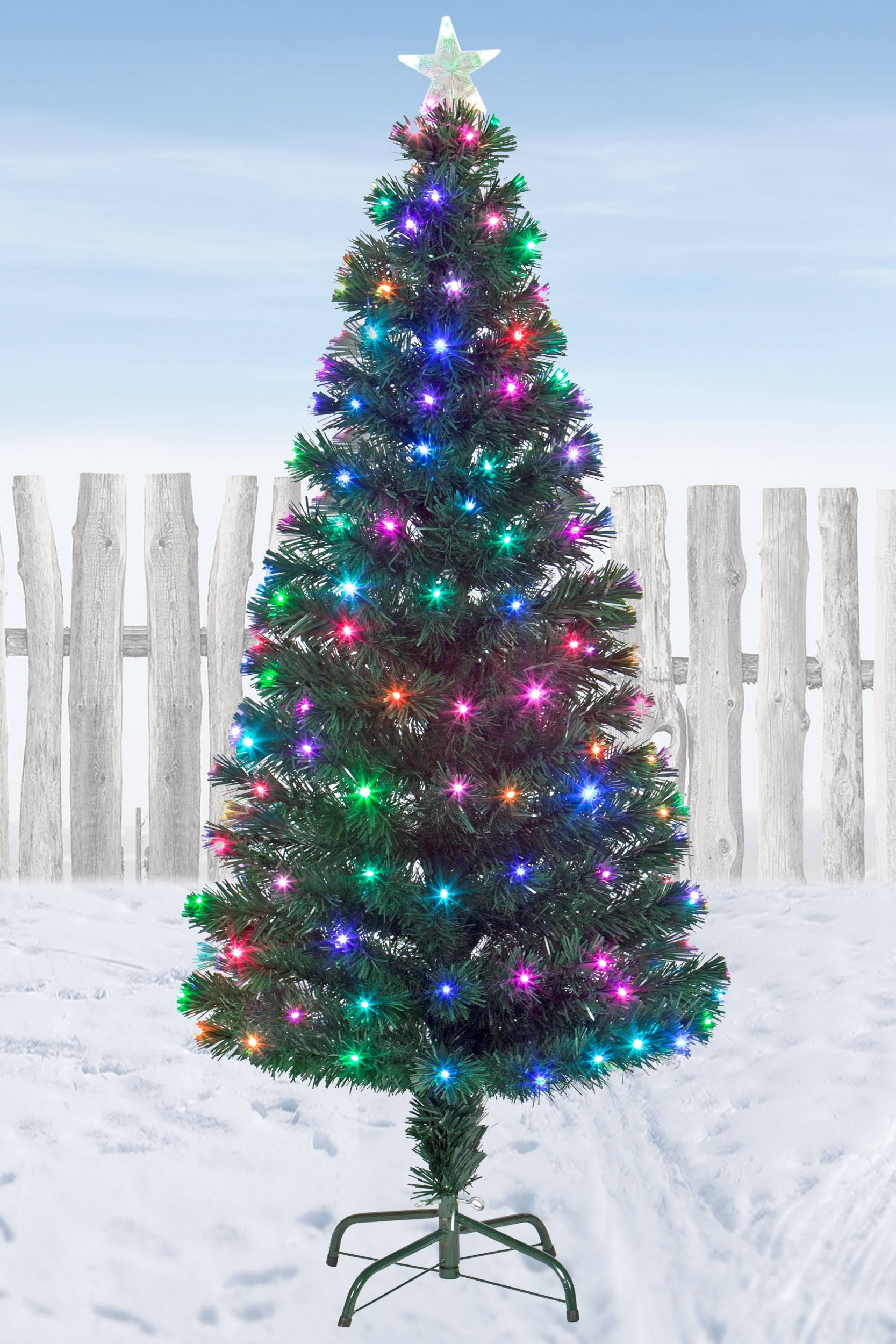 Easy To Assemble Christmas Trees