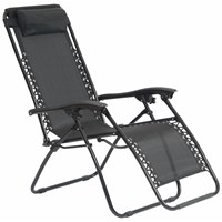 Suntime  Royale Anti-Gravity Chair - Black