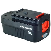 Black & Decker  A18 NiCd Slide Pack Battery - 18 Volt 1.5Ah
