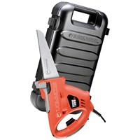 Black & Decker  KS890EK Scorpion Powered Handsaw & Kitbox - 400 Watt