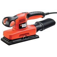 Black & Decker  KA320EKA Orbital Sander & 1/3 Sheet - 240 Watt