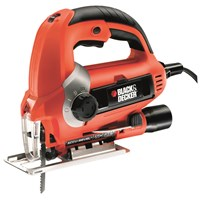 Black & Decker  KS900EK Variable Speed Jigsaw & Kitbox - 600 Watt