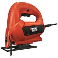 Black & Decker  KS777K Variable Speed Jigsaw & Kitbox - 520 Watt