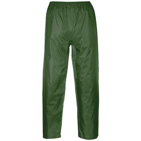 Portwest  Rain Trousers - Olive Green