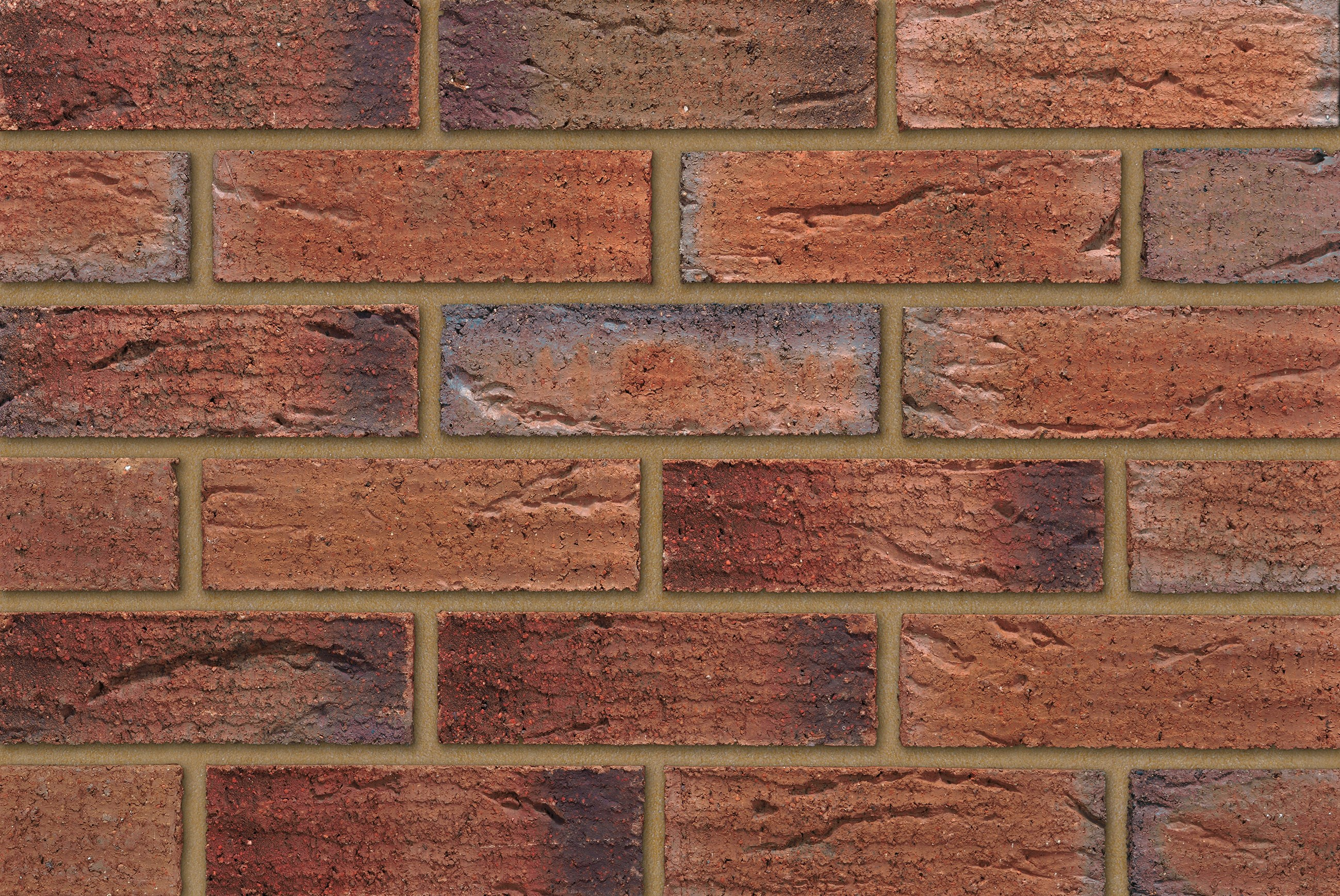 IB Stock Ormonde Antique Blend Brick