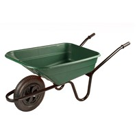 Shire Polypropylene Wheelbarrow - 90L
