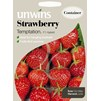 Unwins  Strawberry Temptation Vegetable Seeds