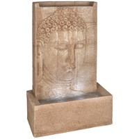 Premier  LED Buddha Water Feature 100cm