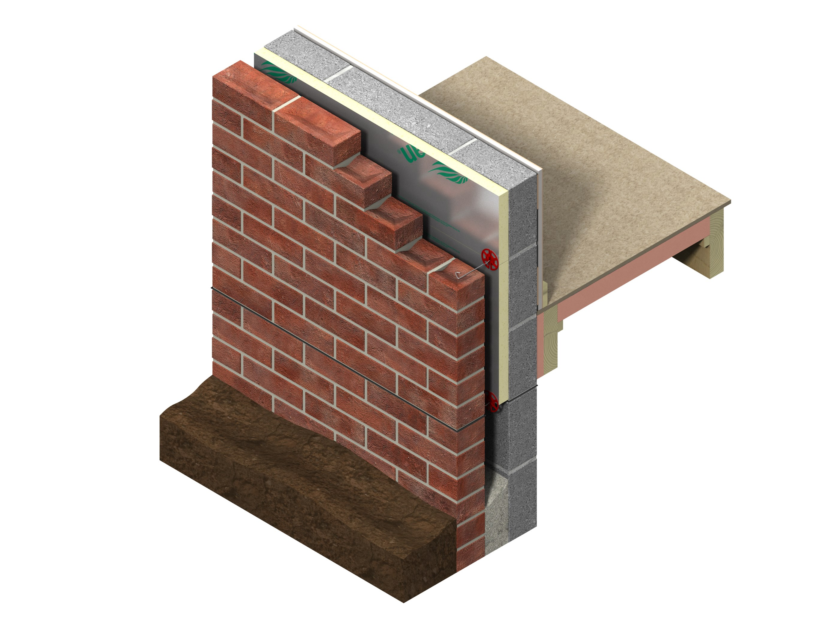 Kingspan Therma TW50 Cavity Wall Insulation
