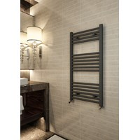 Wingrave Anthracite Towel Warmer 800 x 500