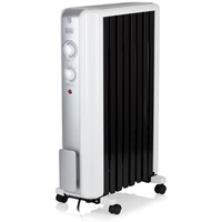 Black + Decker  Oil Filled Radiator with Vortex Air Convection System - 2kw